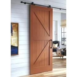 Амбарная дверь МДФ 7