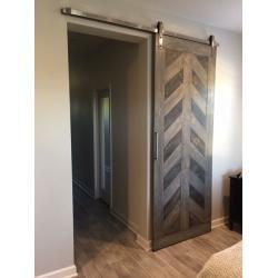 Амбарная дверь Ель