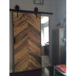 Амбарная дверь Окси