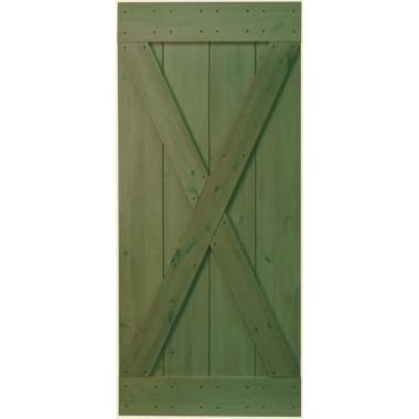 Амбарная дверь 4 Вудшед