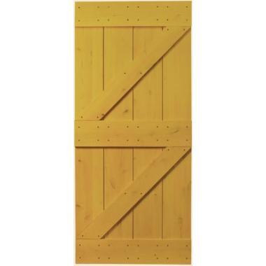 Амбарная дверь 5 Вудшед