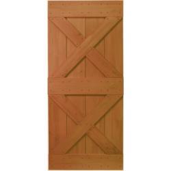 Амбарная дверь 6 Вудшед